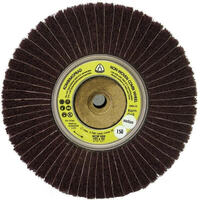 Klingspor 165 x 50 x 13mm Finishing Non-Woven Flap Wheel for Stainless Steel NCW600-H
