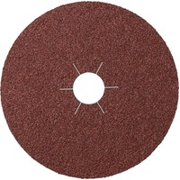 Klingspor Fibre Disc Aluminium Oxide 125mm x 22 Star Hole Box of 25