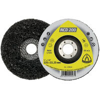 Klingspor Non-Woven Flat Cleaning Wheel Silicon Carbide NCD200