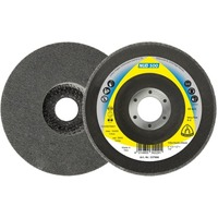 Klingspor 125 x 13 x 22.23mm High Performance Non-Woven Web Wheel Silicon Carbide NUD500
